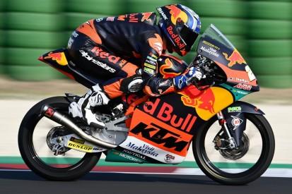 Moto3 Barcelona FT2: Raul Fernandez bleibt Freitagsschnellster