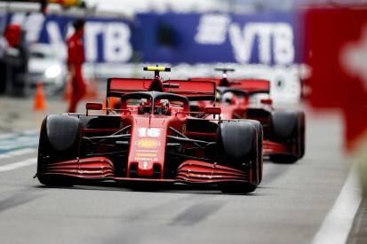 Einmal hopp, einmal top: Was bringt das Ferrari-Upgrade aus Sotschi?