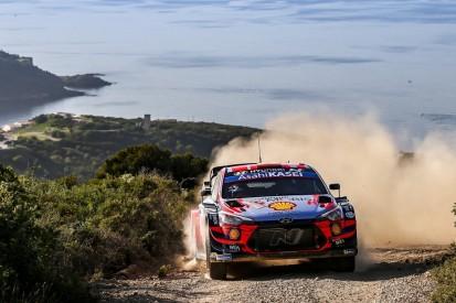 WRC Rallye Italien 2020: Sordo auf Siegkurs - Ogier im Vorwärtsgang
