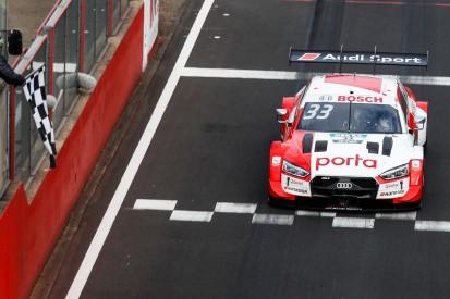 DTM-Rennen Zolder 2: Rast-Sieg, Abt-Audi-Wut und Kubica-Podest