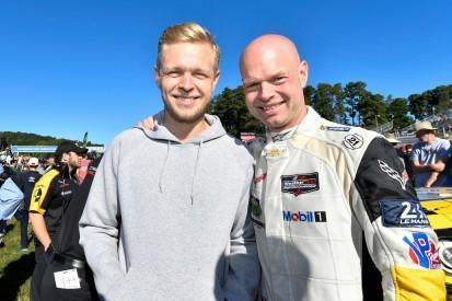 Jan Magnussen: Kevin sollte den Traum von der Formel 1 noch nicht aufgeben
