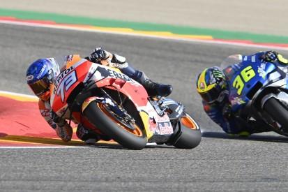 MotoGP-Liveticker Aragon 2: Honda stark, Nakagami am Freitag vorne
