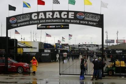 NASCAR Fort Worth: Nebel und Regen erfordern Fortsetzung am Montag