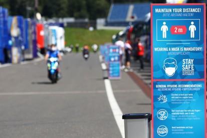 Steigende Corona-Zahlen: MotoGP mahnt Einhaltung des Sicherheitsprotokolls ein
