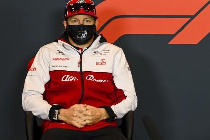 Räikkönen über Raketenstart: Zauber war nach einer Runde vorbei
