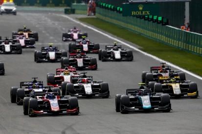 Formel 2 und Formel 3 ab 2021 mit getrennten Kalendern