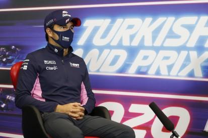 Sergio Perez: Formel-1-Pause 2021 ist eine Möglichkeit