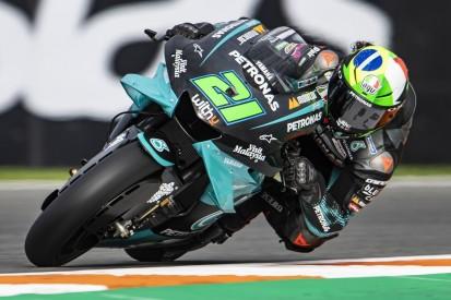 MotoGP-Qualifying Valencia 2: Morbidelli auf Pole, Suzuki im Mittelfeld