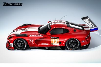 """Zakspeed-Viper: Comeback in Dubai, 24h Nürburgring """"erklärtes Ziel"""""""