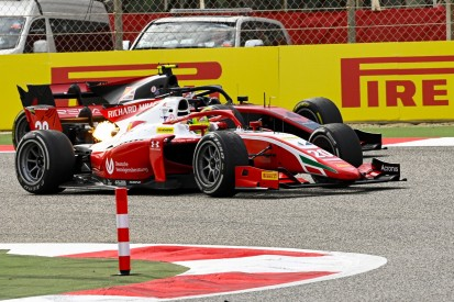 Formel 2 Bahrain 2020: Mick Schumacher entgeht Crash mit Titelrivalen