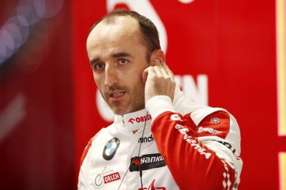 """Kubica rechnete mit BMW-Werkscockpit: """"Lief nicht, wie es hätte laufen sollen"""""""