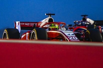 Formel-2-Finale Bahrain 2020: Schumacher nach Quali-Crash nur P18!