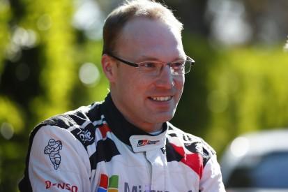 Toyota in der Rallye-WM: Jari-Matti Latvala wird neuer Teamchef
