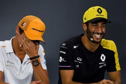 McLaren: Ricciardo und Norris sind die beliebtesten Fahrer der Formel 1