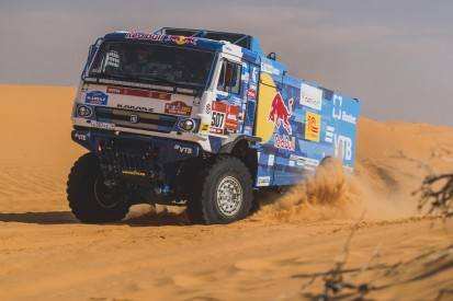 Video-Highlights der Rallye Dakar 2021: Kamaz dominiert die Truck-Klasse