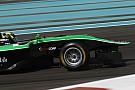 GP3 - Yelloly dernier vainqueur 2014