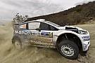 WRC - M-sport a fait le plein de confiance au Mexique