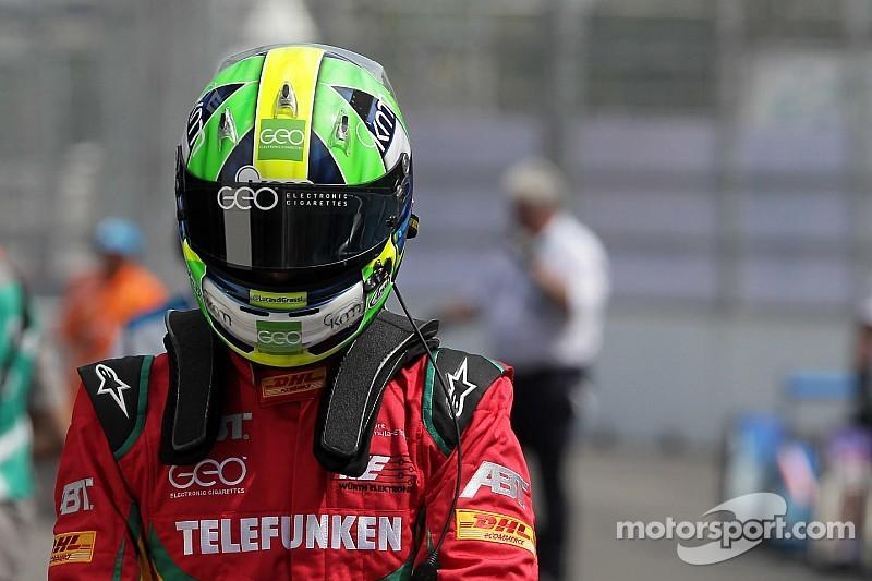 """Formule E - Di Grassi - """"J'ai toujours cru en cette compétition"""""""