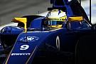 Ericsson marque les premiers points de sa carrière