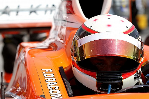 Dracone signs with Dale Coyne Racing