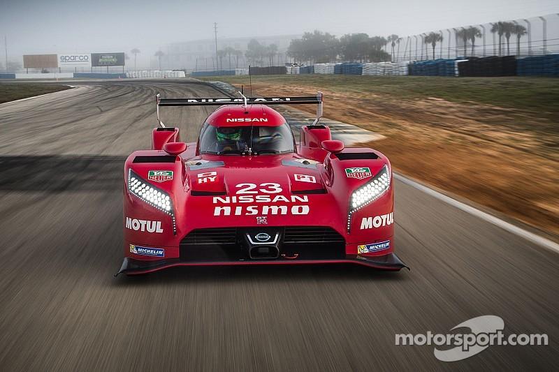 Nissan, ausente de primera dos fechas de WEC