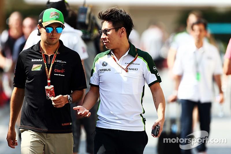 Descartan que Kobayashi  regrese a la Fórmula 1