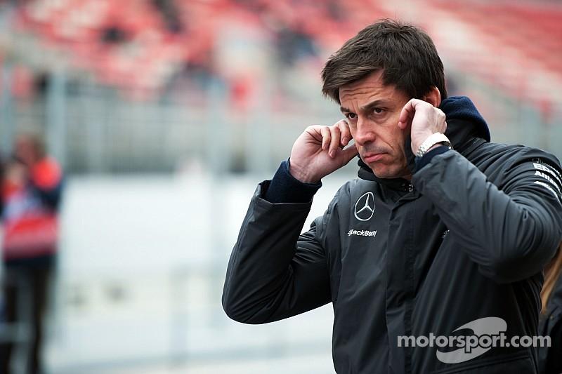 """Mercedes - """"Une question de temps pour que Ferrari nous rattrape"""""""