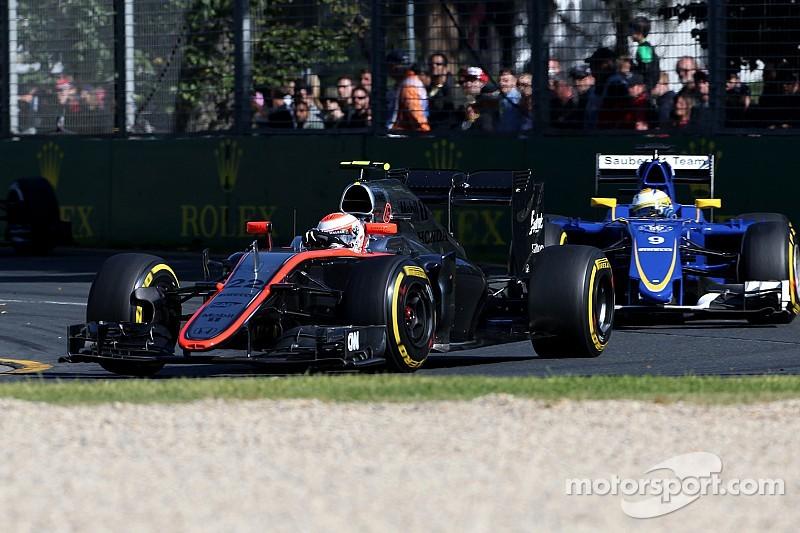 """Button - """"McLaren Honda est l'équipe idéale pour battre Mercedes"""""""