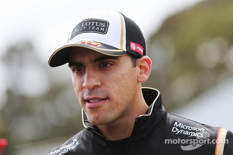 Maldonado pense que Sepang conviendra à la Lotus E23