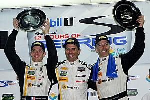 IMSA Résumé de course Bourdais a mis fin à la malédiction à Sebring