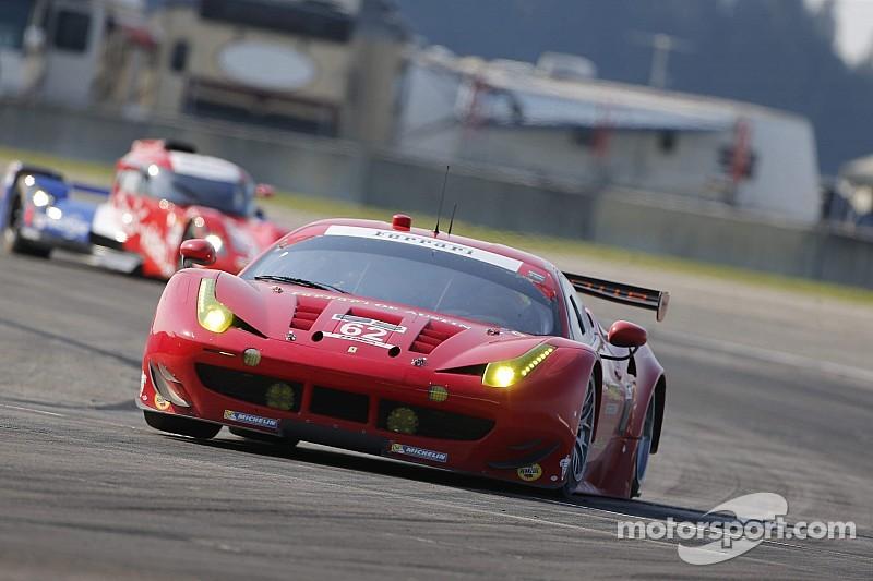 Risi Competizione collects podium finish at Sebring