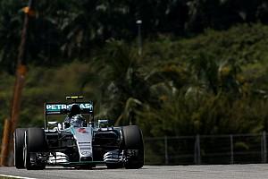 Формула 1 Результаты Росберг показал лучшее время в третьей тренировке