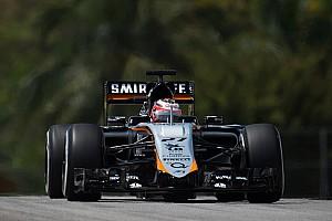 Формула 1 Новость Хюлькенберг: Нам все равно не удалось бы пройти в третий сегмент