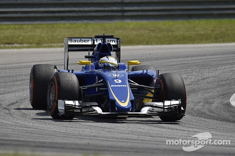 Sauber: Only Ericsson is top ten on qualifying at Sepang