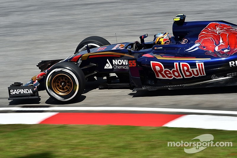 Sainz déjoue les obstacles et comble Toro Rosso
