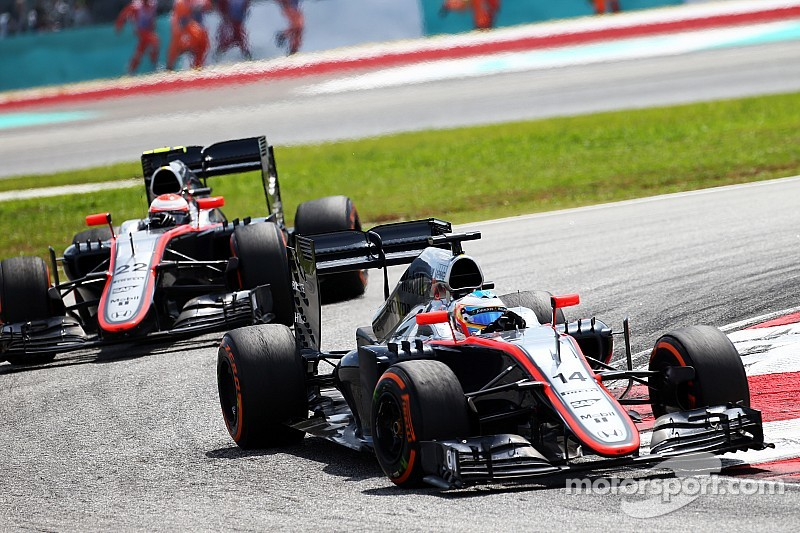 Button, Alonso surprised by McLaren's pace