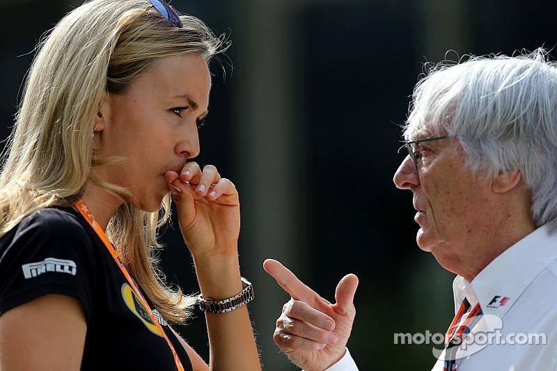 Ecclestone suggère la création d'un championnat F1 féminin