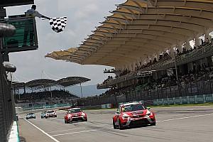 TCR Noticias de última hora Jordi Gené gana segunda carrera de TCR de turismos