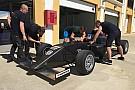 Матевос Исаакян принял участие в тестах SMP Формулы 4