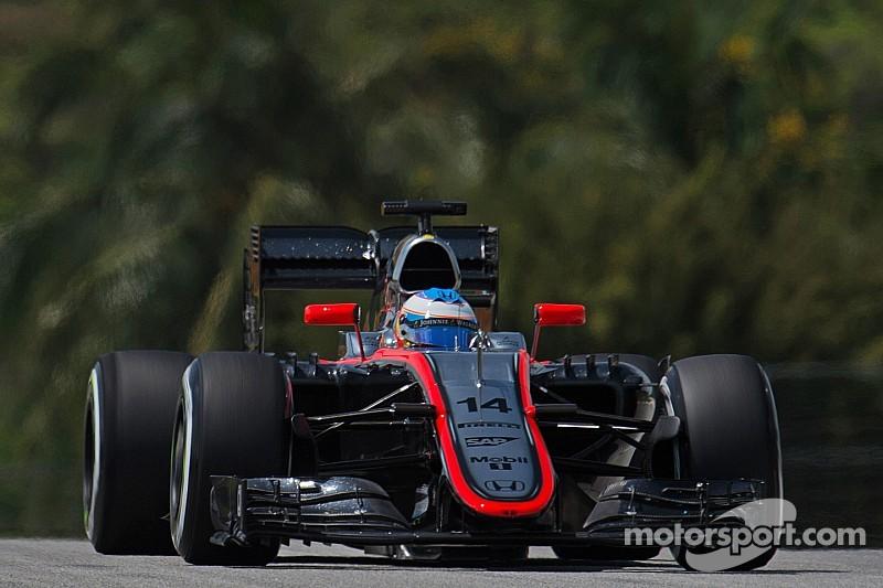 В Китае McLaren будет использовать те же моторы
