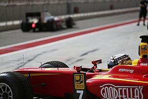 FIA F2 Reporte de pruebas King fue el más veloz en el primer día de pruebas en Bahrein