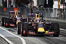 Red Bull ahead of the Chinese and Bahrain Grands Prix