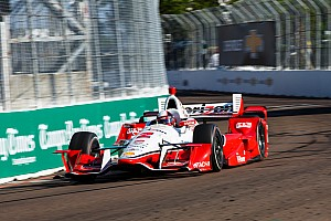 IndyCar Commentary Montoya comes full circle at St. Petersburg
