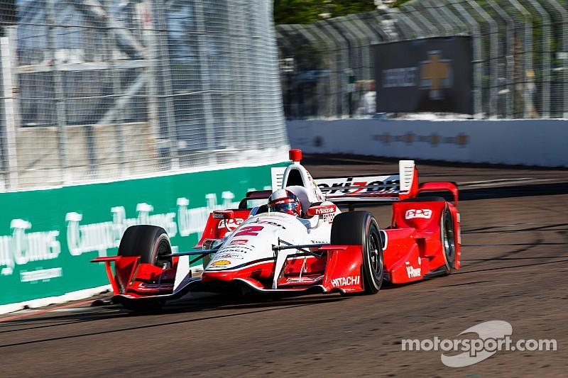 Montoya comes full circle at St. Petersburg