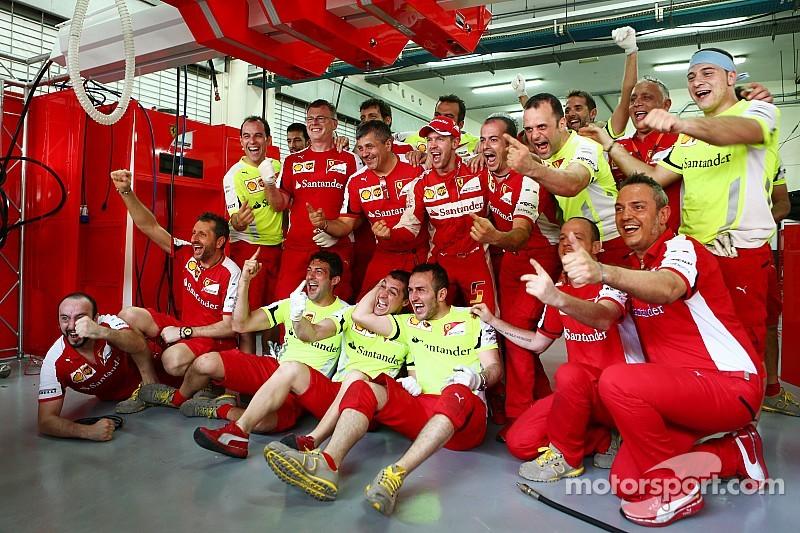 Trulli - Vettel apporte la fraîcheur perdue par Ferrari avec Alonso