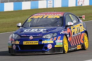 BTCC Preview Triple Eight aiming for victory at opening BTCC weekend