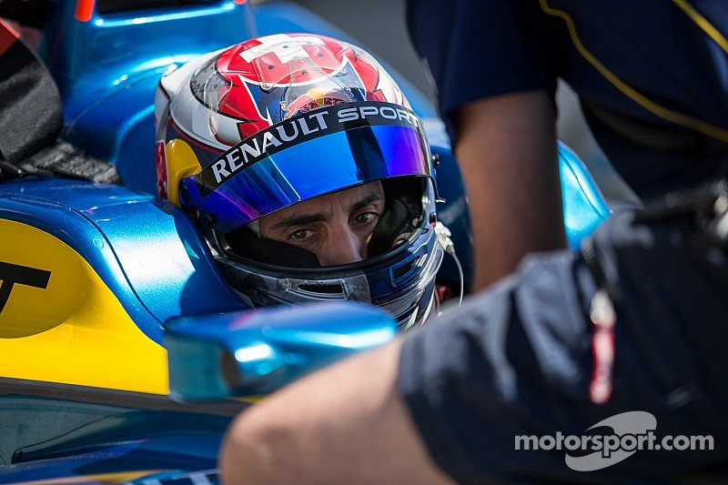 Buemi stripped of Long Beach pole, Abt inherits top spot