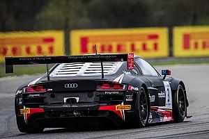 Blancpain Sprint Résumé de course Audi résiste à la pression de BMW et s'offre la course qualificative