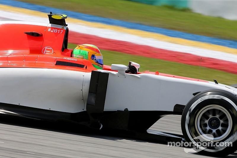 La confiance de Manor en Merhi devrait perdurer
