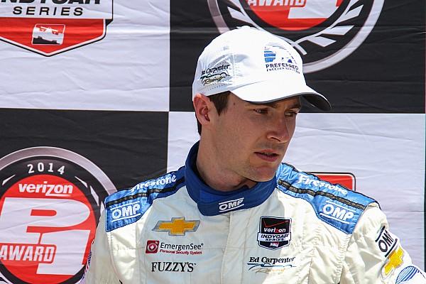 Hildebrand correrá las 500 de Indy con CFHR
